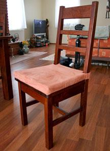 Židle k jídelní sestavě