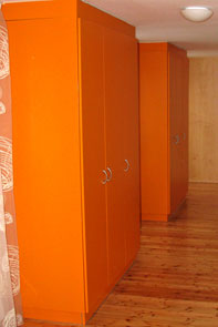 Úložné skříně