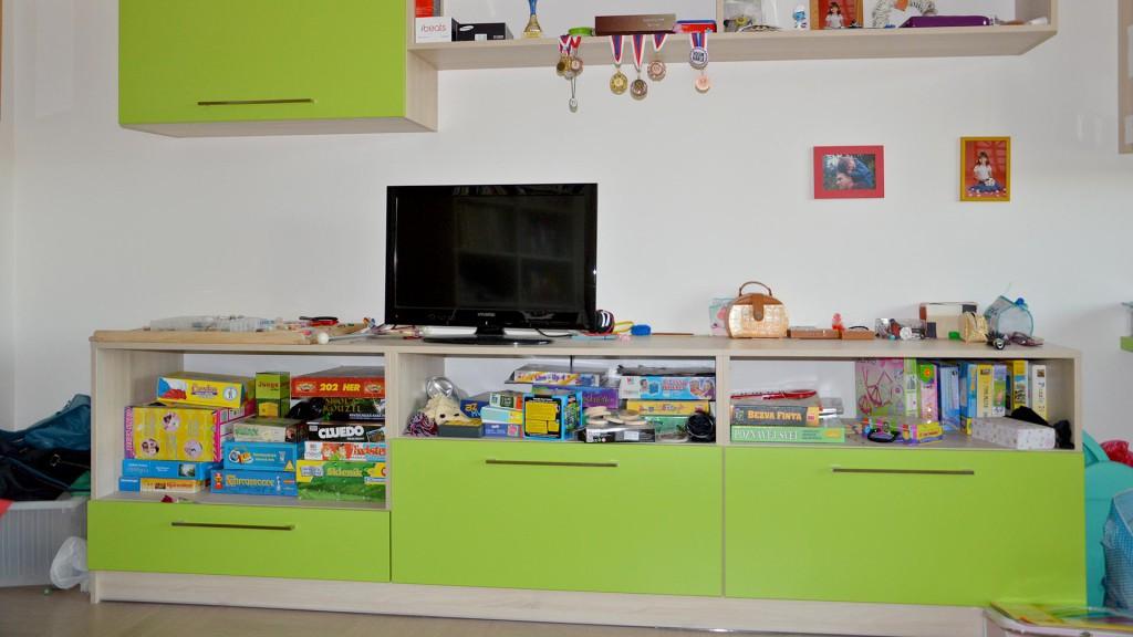 Dětský pokoj - stěna